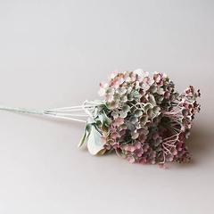 Декоративный куст, розовый, арт. 65391