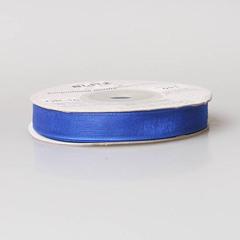 Лента органза OR-15 синяя