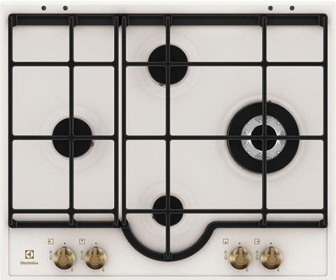 Газовая варочная панель Electrolux GPE363RBW