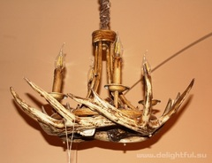 Люстра ROLL&HILL Superordinate Antler Chandelier - 6