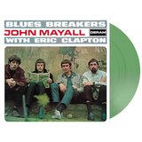 John Mayall With Eric Clapton / Blues Breakers (Coloured Vinyl)(LP)