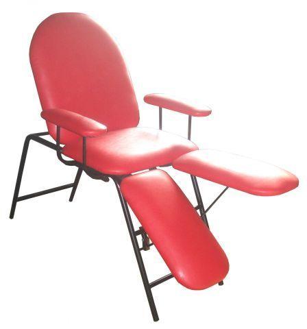 Кресло косметологическое 1029 с раздельным подъёмом для ног