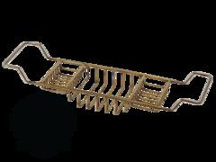 Полка-решетка на ванну Migliore Complementi  H12xL66-105xP19 cm  ML.COM-50.170