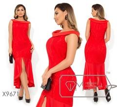 Платье вечернее Фабрика Моды X9671