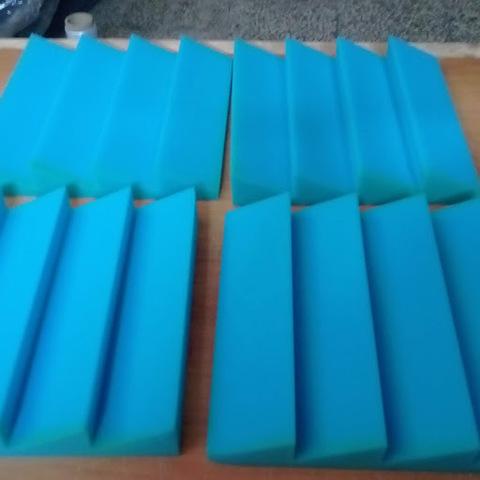 Акустический поролон Echoton Aura 300 (4шт) синий - 4 компл.