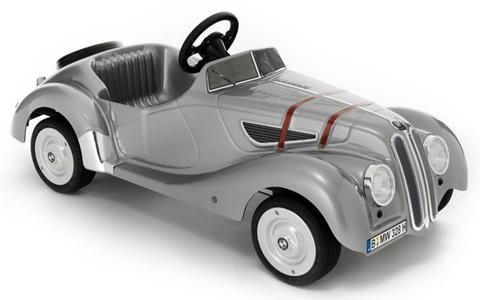 Детский электромобиль Toys Toys BMW 328