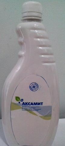 Аэрозоль от насекомых Аксамит