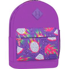 Рюкзак Bagland Молодежный W/R 17 л. 170 Фиолетовый 759 (00533662)