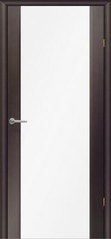 Дверь Модерн (венге, остекленная шпонированная), фабрика LiGa