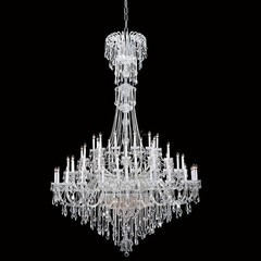 Люстра CRYSTAL LUX QUEEN SP78