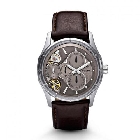Купить Наручные часы скелетоны Fossil ME1020 по доступной цене