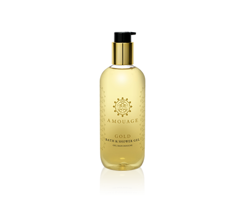 Amouage Gold woman Shower gel
