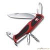 Нож перочинный Victorinox RangerGrip 68 130мм 11 функций красно-чёрный (0.9553.C) жидкий меланж купить у производителя