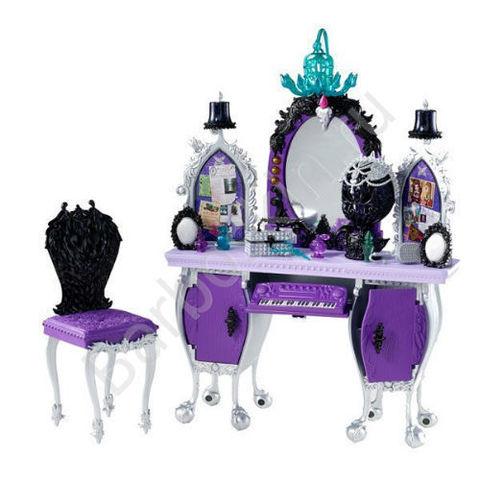 Игровой набор Ever After High Туалетный столик Рейвен Квин (Raven Queen)