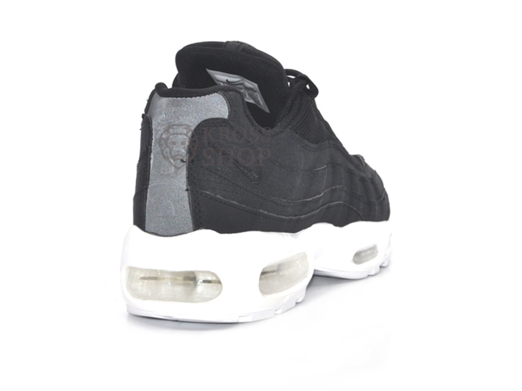 Nike Air Max 95 Men's Black/White