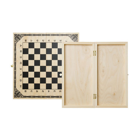 Шахматы Сибирские nskchess