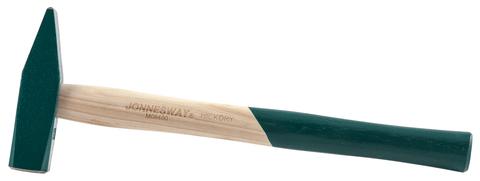 M09400 Молоток с деревянной ручкой (орех), 400 гр.