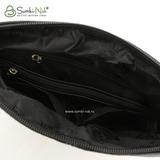 Сумка Саломея 420 гладкий черный