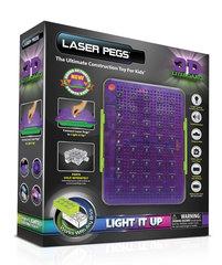 Конструктор Laser Pegs 3D Световая Панель (LB1105B)