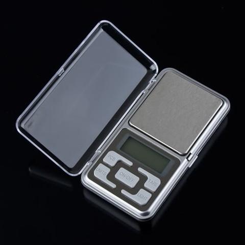 Цифровые карманные  весы