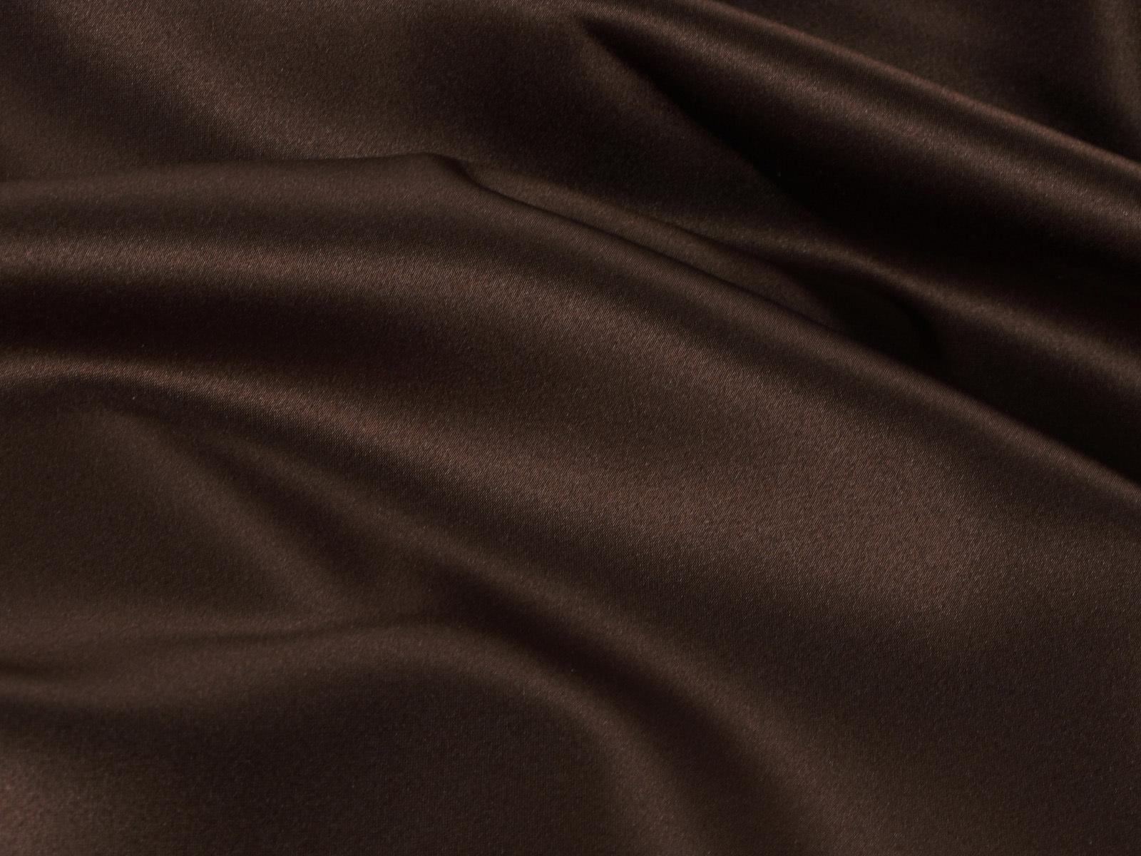 Длинные шторы. Classic Blackout (Dark Brown). Однотонный блэкаут