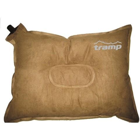 Подушка самонадувающаяся TRAMP (TRI-012) 43х34х8,5 см.