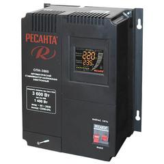 Стабилизатор пониженного напряжения Ресанта СПН-3600