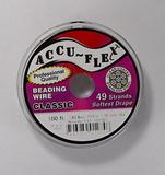 Ювелирный тросик Accu-Flex, 0,48 мм, 49 струн, цвет