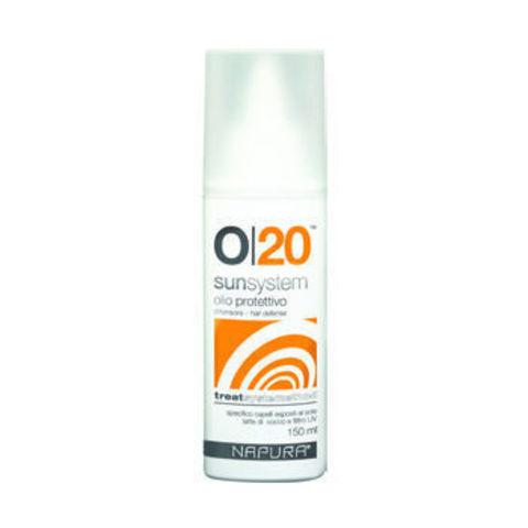 Защитное масло-спрей / O20 SunSystem,  150 мл