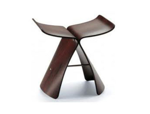 стул butterfly chair ( дерево)