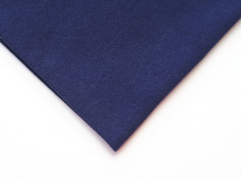 Кулирная ткань (100%- х/б) 15х15см, синий