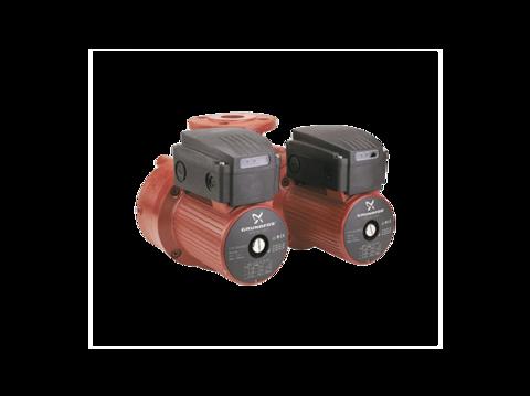 Сдвоенный насос UPSD 40-60/2 F со встроенным релейным модулем (230 В)
