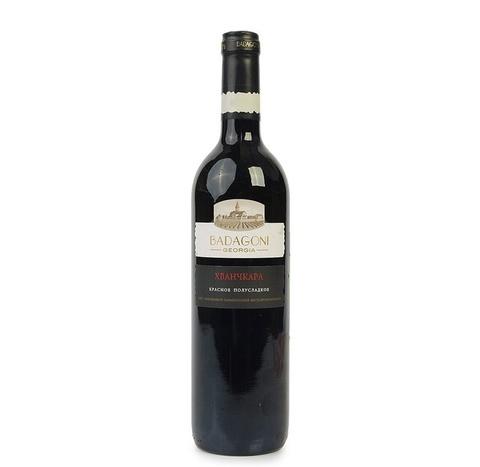 Вино Хванчкара Бадагони 0,75л