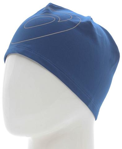 Шапка Asics Logo Beanie Blue
