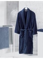 SORTIE СОРТИ махровый мужской халат SOFT COTTON (Турция)