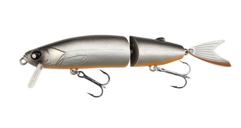 Воблер плавающий ANTIRA SWIM 115 F, цвет 101, арт. ANT115F-101