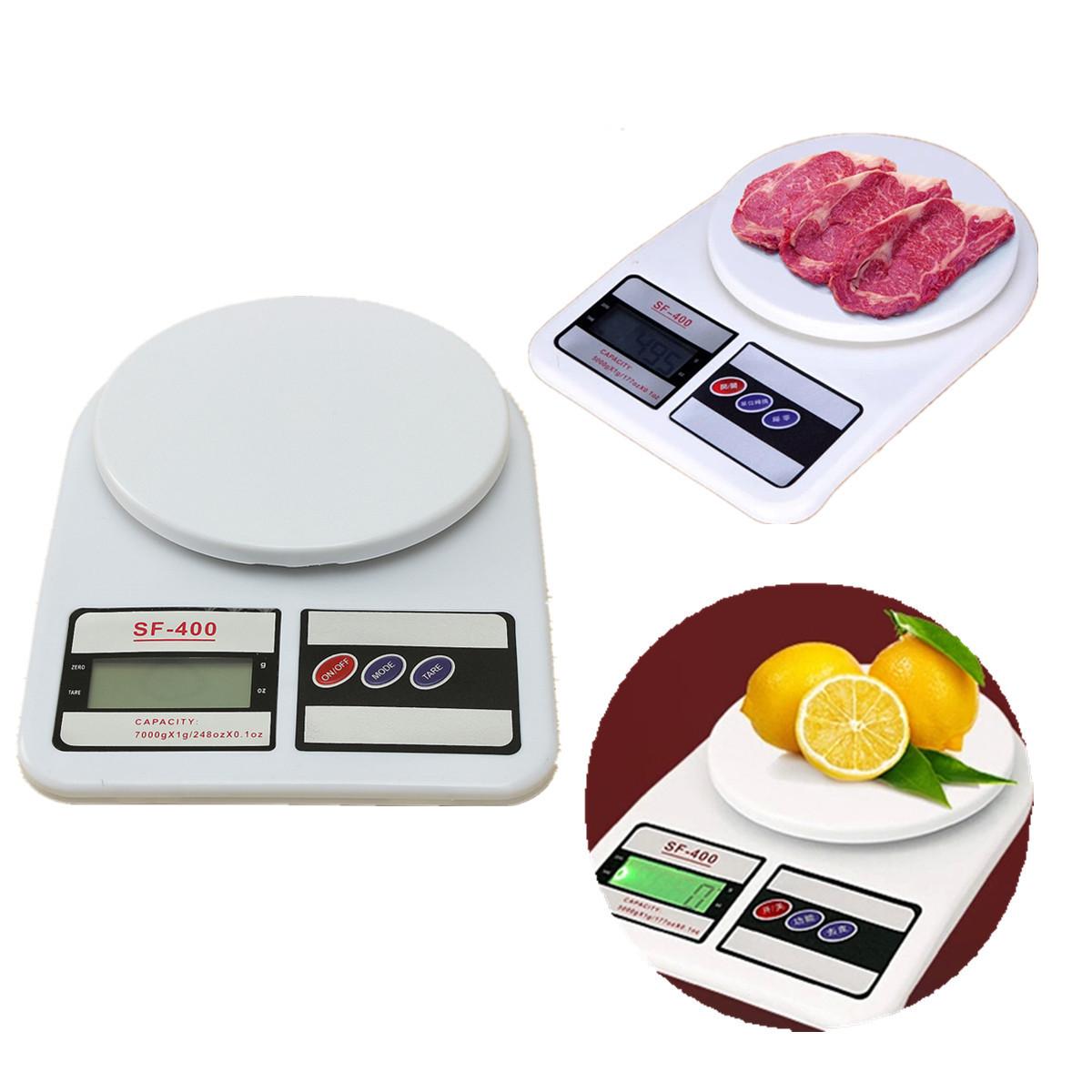 Точные кухонные весы до 7 кг.