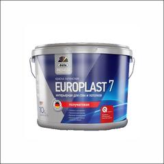Краска в/д для интерьера Dufa Premium EUROPLAST 7 База 1 (Белый)