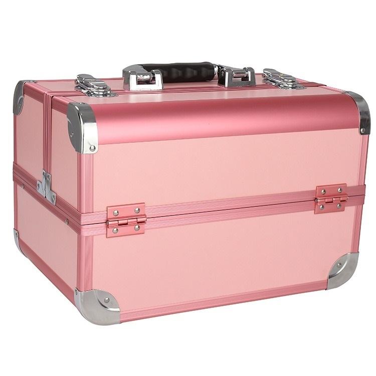 Бьюти кейсы и чемоданы Бьюти кейс для косметики CWB8340 Pink Бьюти_кейс_для_косметики_CWB8340_розовый.jpeg