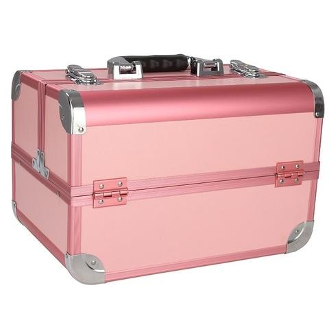 Бьюти кейс для косметики CWB8340 Pink
