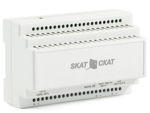 Источник бесперебойного питания SKAT-12-6,0 DIN