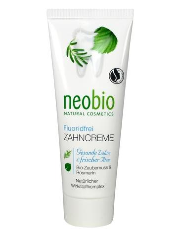Neobio, Зубная паста без фтора, 75мл