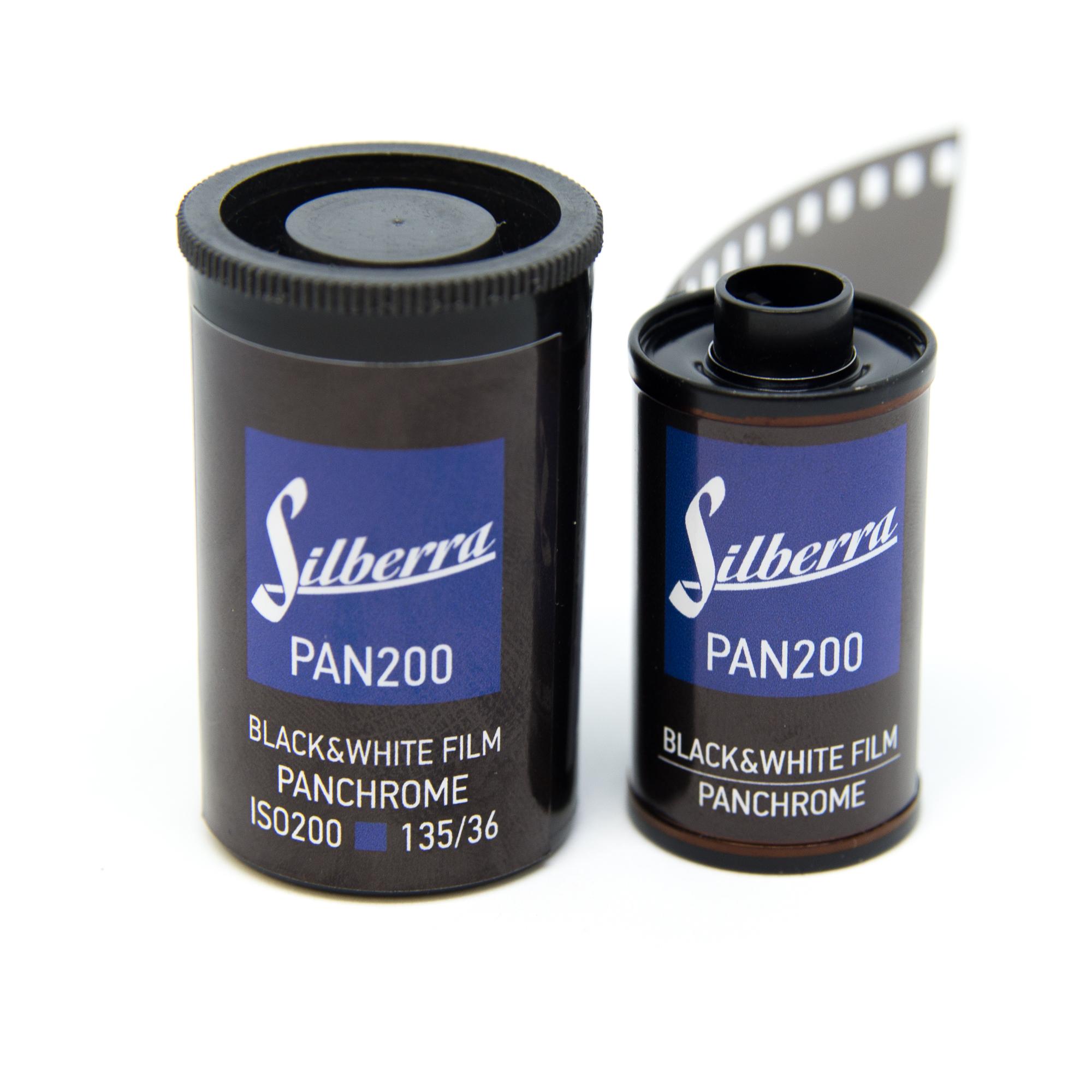 Фотопленка Silberra PAN 200/135-36