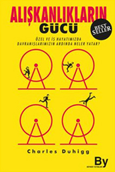 Kitab Alışkanlıkların Gücü   Charles Duhigg