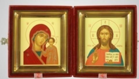 Иконы венчальные №6