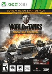 Игра XBOX WORLD OF TANKS