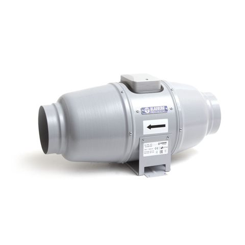 Вентилятор канальный Blauberg Iso-Mix 250