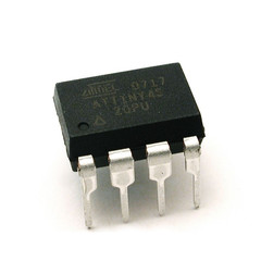 Микроконтроллер ATtiny45