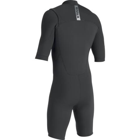Гидрокостюм короткий мужской VISSLA 2mm The 7 Seas Wetsuit короткий рукав