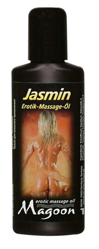 Массажные масла и свечи: Массажное масло Magoon Jasmin - 50 мл.